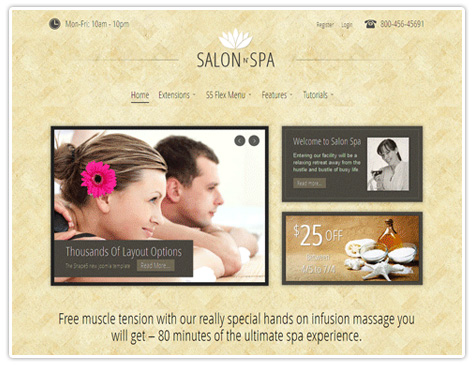 S5 Salon n Spa